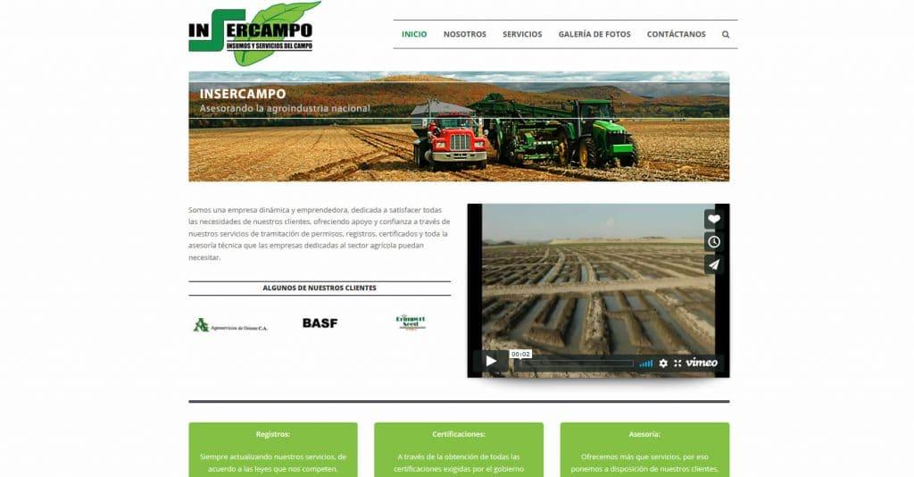 Insercampo | Asesoría y Tramitación Agroindustrial