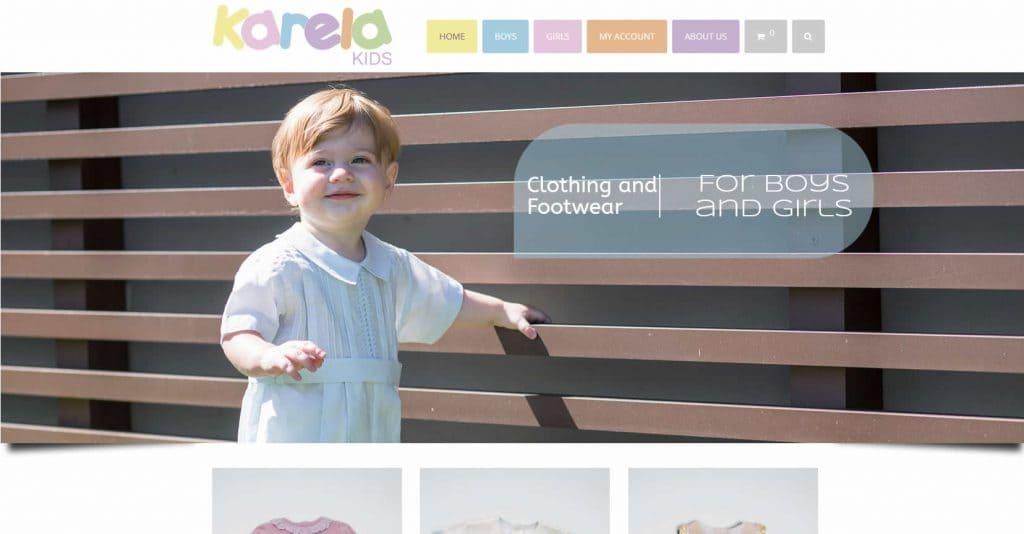 Karela Kids | Clothing and Footwear