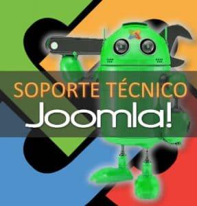 Soporte Joomla